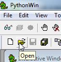 pythonwin-open