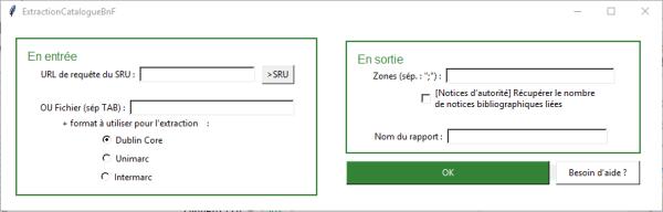 ExtractionCatalogueBnF - formulaire